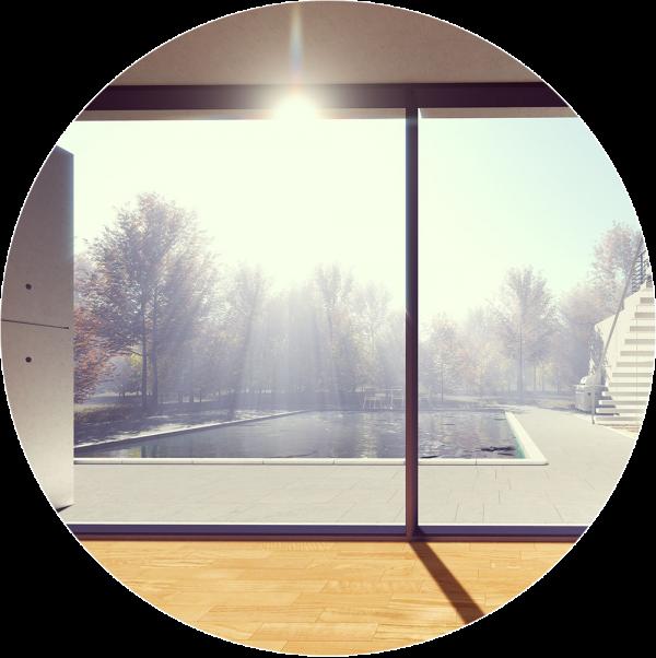 Jenssen Gebäudereinigung Glasreinigung